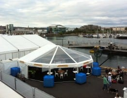 Corporate Marquee Bar Hire