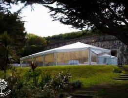 Cornwall Wedding Marquee Hire