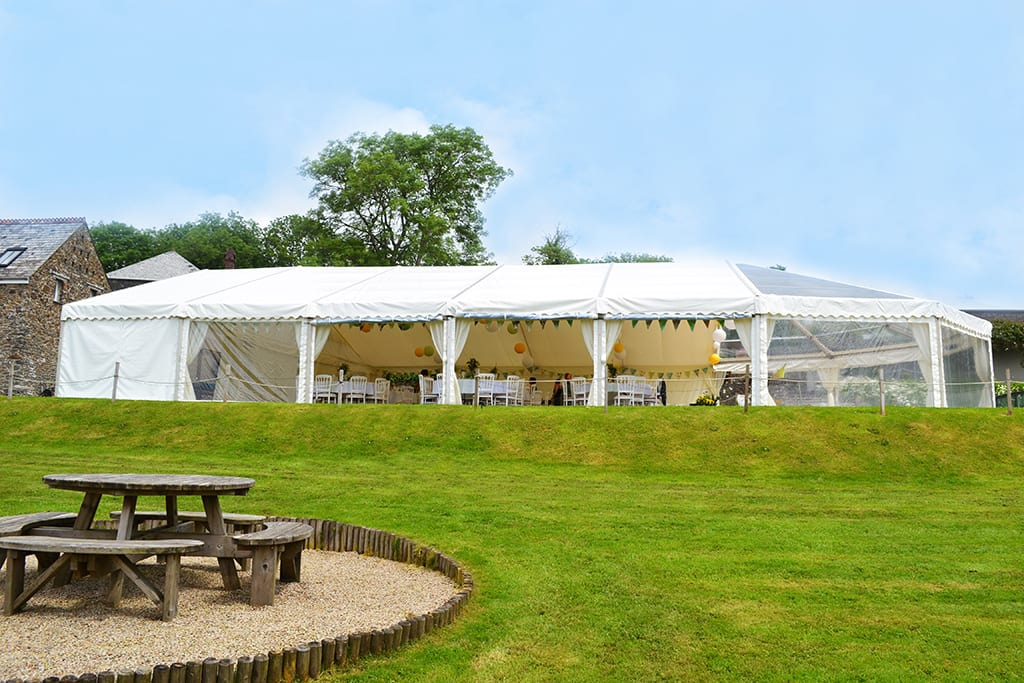 long term marquee hire