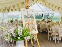 Hatch Marquee Hire Wedding Marquee