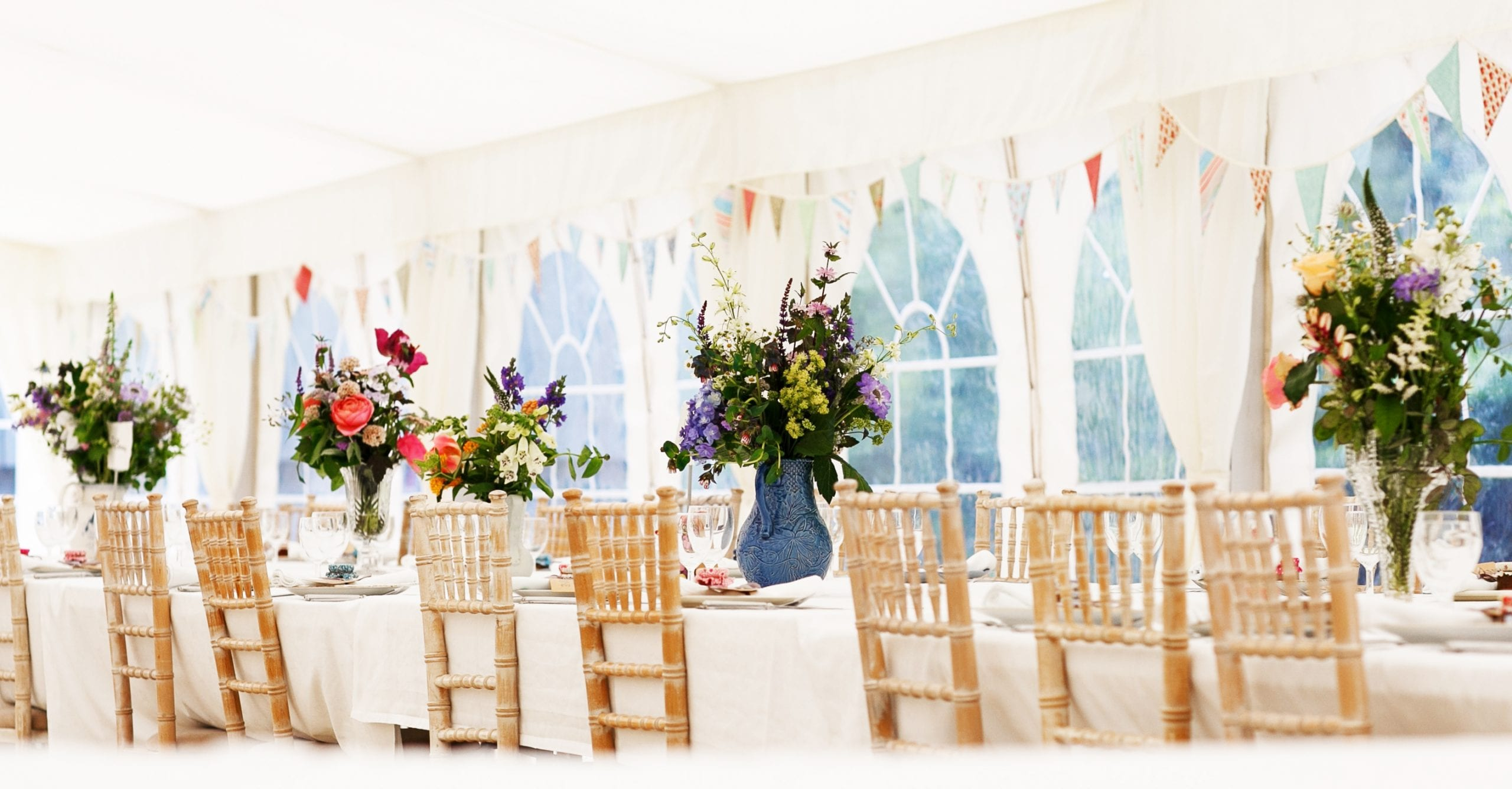 marquee furniture hire cornwall