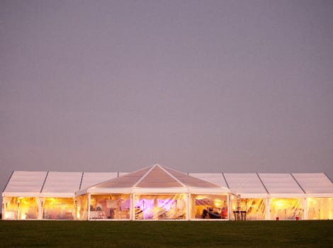 festival weddings marquee