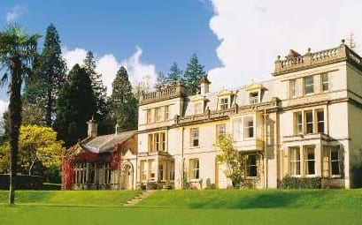 Holne Park House Wedding Venue