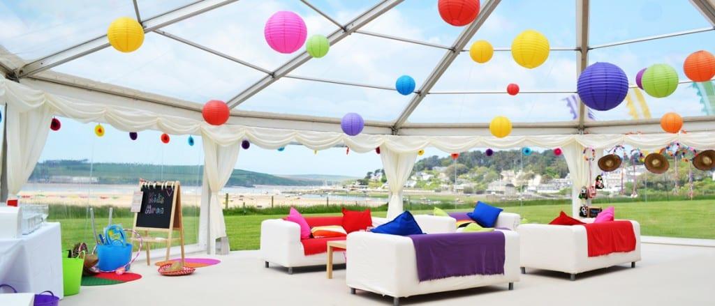 Porthilly Farm, Cornwall Beach Wedding Venue
