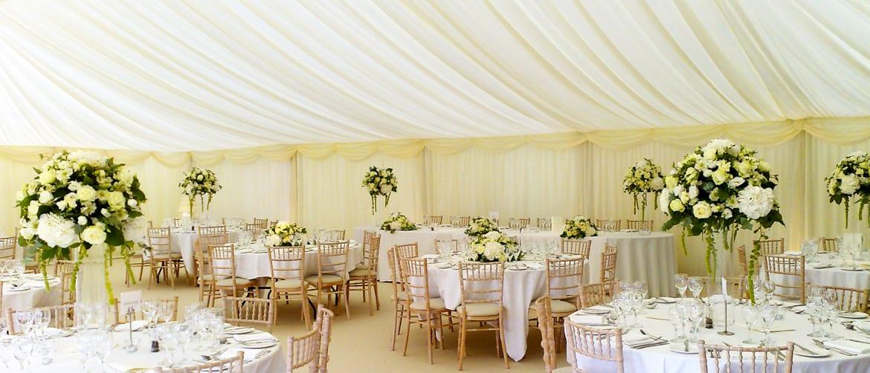 Thurlestone Wedding Venue Hatch Marquee Hire