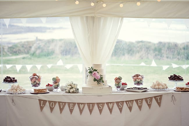 Cornwall Wedding Marquee Hire