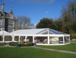 Clear Bell Marquee Hire Devon