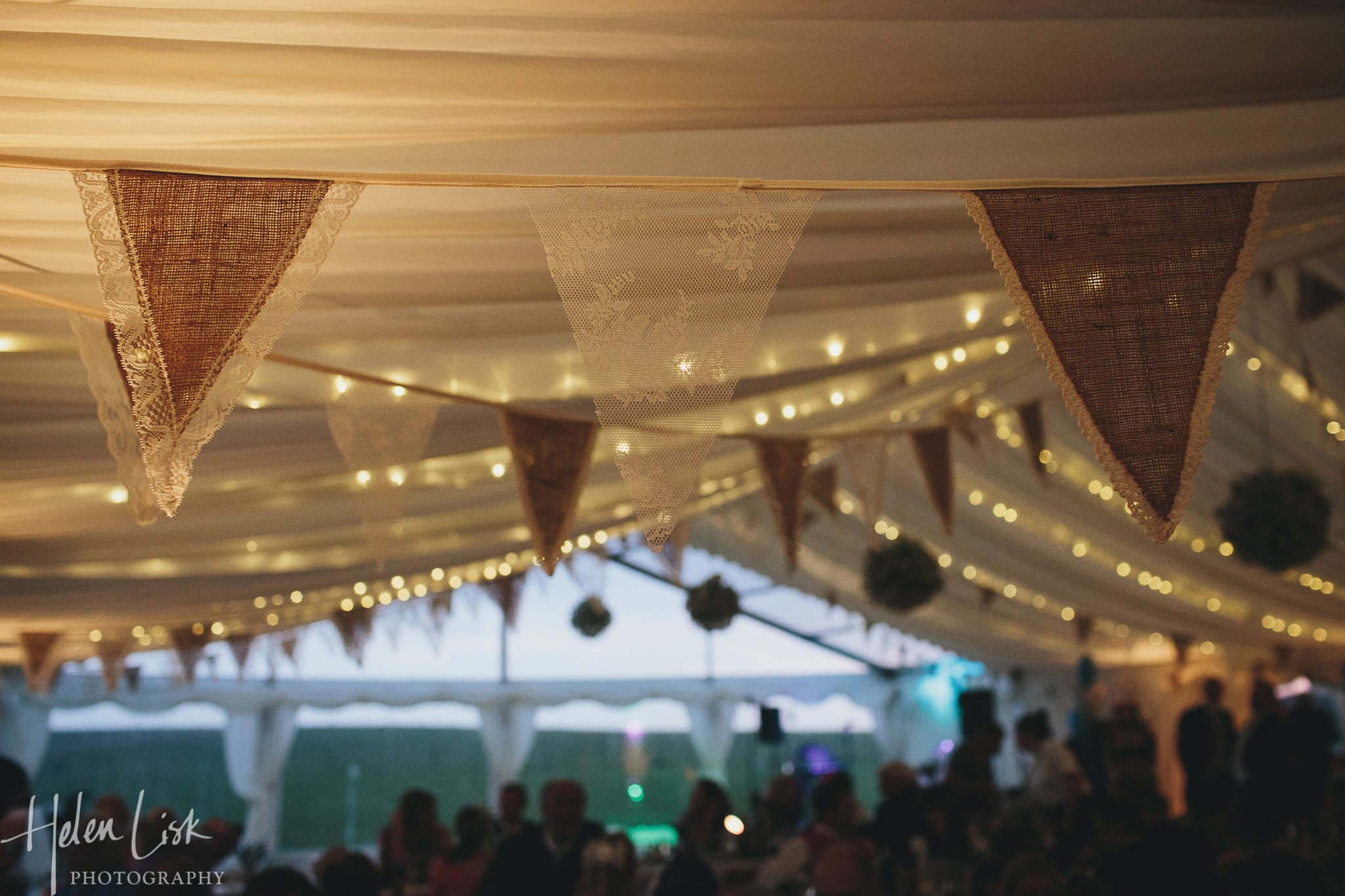 Autumn Marquee Wedding