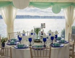 Coastal Wedding Marquee Hire