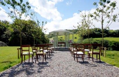 Pengenna Manor Cornwall Wedding Venue