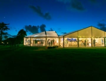 Cornwall Marquee Hire