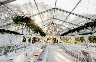 Wedding Marquee Hire 2015