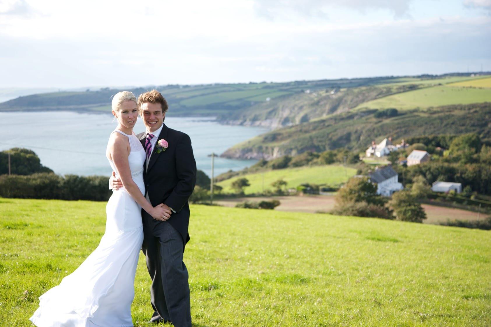 Worswell Barton Devon Wedding Venue