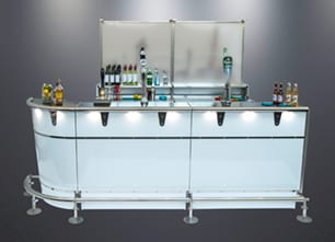 Bar Hire Devon and Cornwall