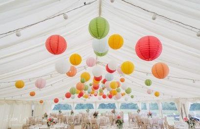 Devon Wedding Marquee