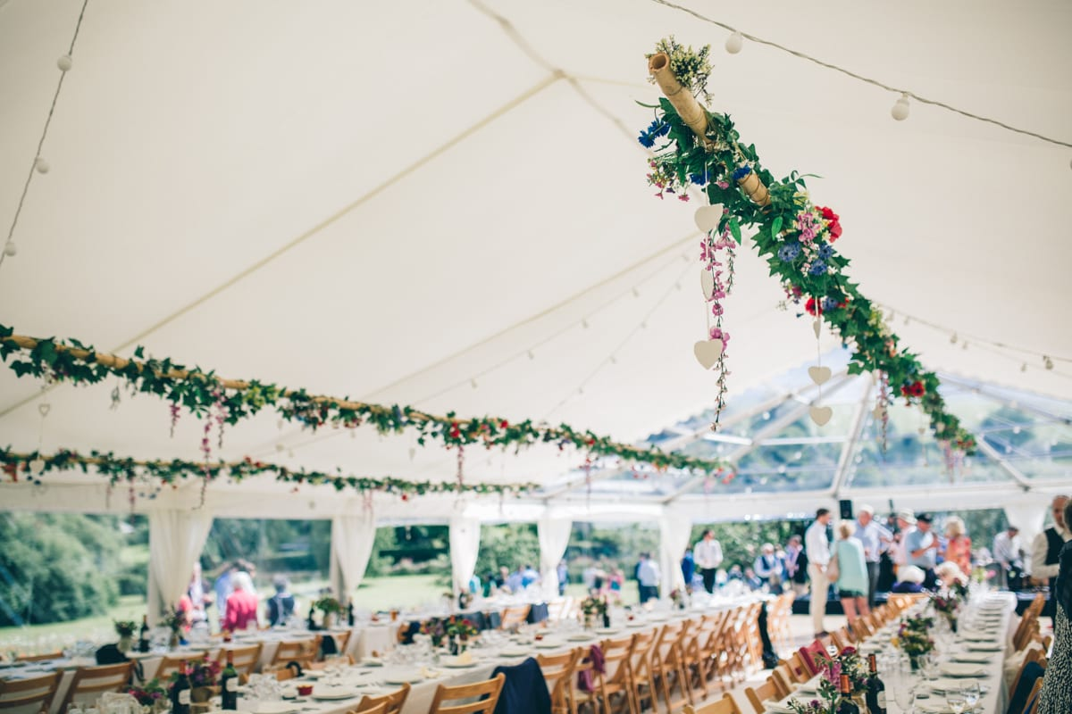 Devon Wedding Hire - Hatch Marquees