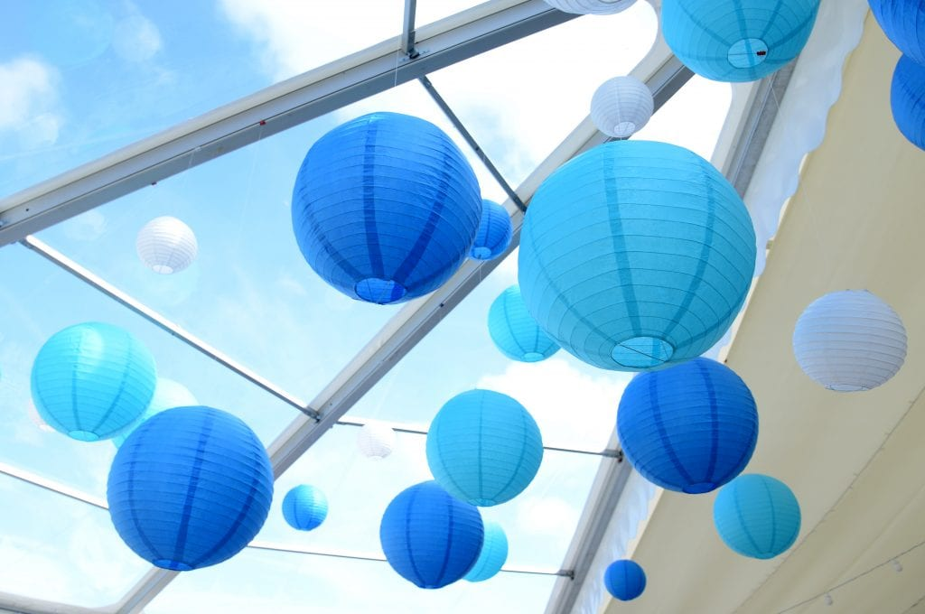 Hanging Decorations Paper Lanterns