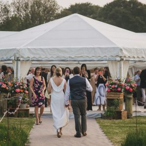 Beautiful Summer Wedding Marquees
