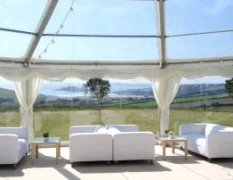 Sofa Hire - Hatch Marquee Hire