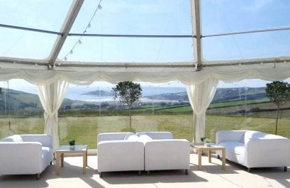 Bantham Bash Wedding Venue