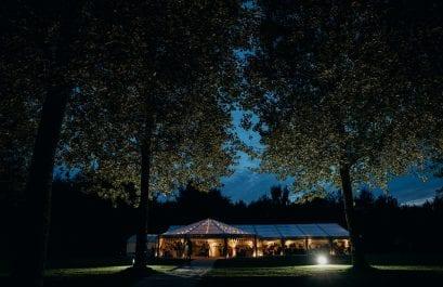 Wedding Marquee Devon