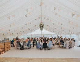 Wedding Marquees - Hatch Marquee Hire