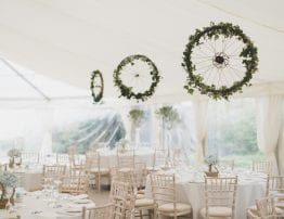 Beautiful Wedding Marquee Hire