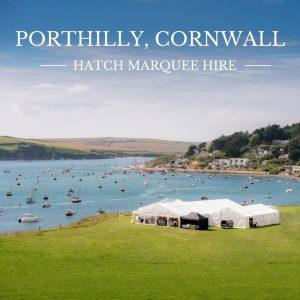 Porthilly Farm Wedding Venue - Hatch Marquee Hire