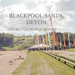 Blackpool Sands Wedding Venue