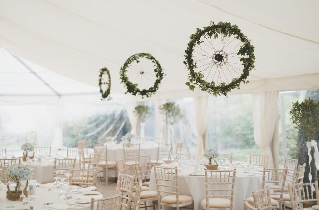 Exeter Wedding Marquee Hire