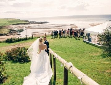 Bigbury Marquee Wedding Venue