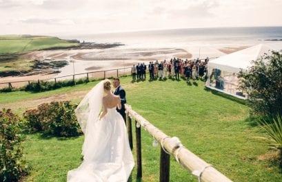 Bigbury Marquee Wedding Venue