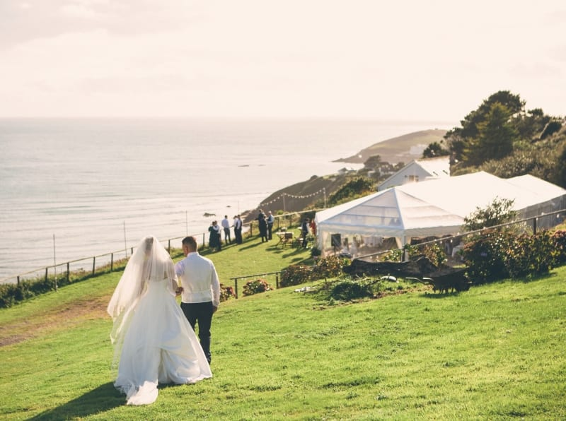 Wedding Marquee Venues - Bigbury, Devon