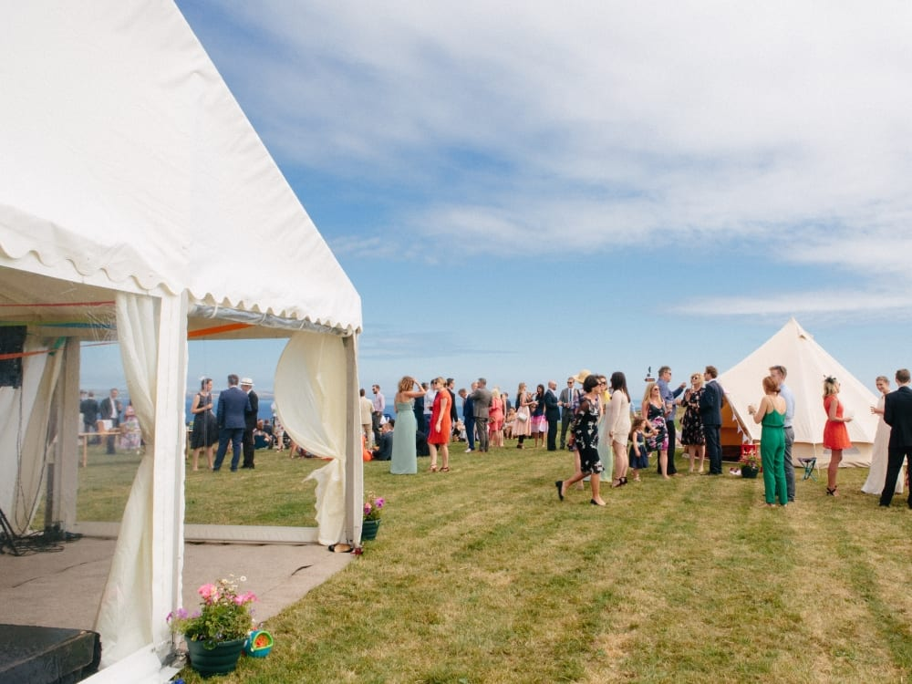 Festival Weddings - Carswell Wedding Venue