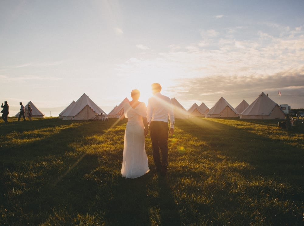 Festival Weddings Carswell Wedding Venue