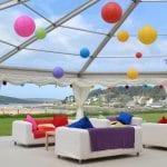 Porthilly Farm Marquee Wedding Venue