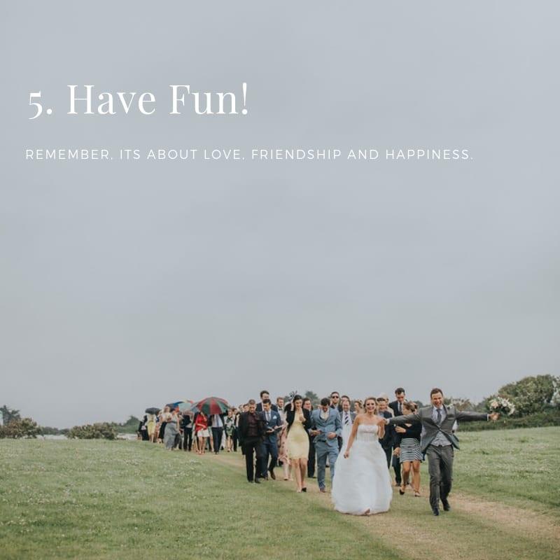Wedding Preparation Fun