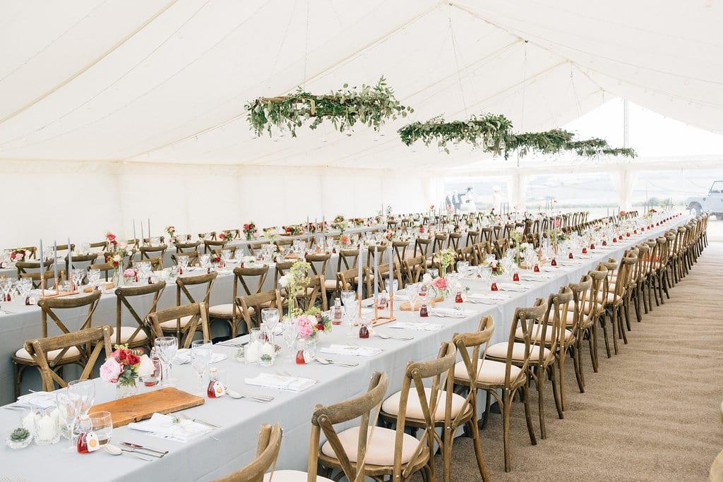 hanging greenery, hanging greenery, wedding decor