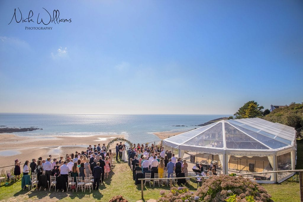 Choosing Your Wedding Marquee Supplier