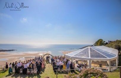 Bigbury Wedding Venue