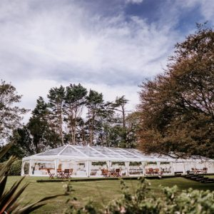 Wedding Marquee - Hatch Marquee Hire