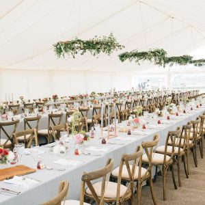 Marquee Hire Devon - Hatch Marquee Hire